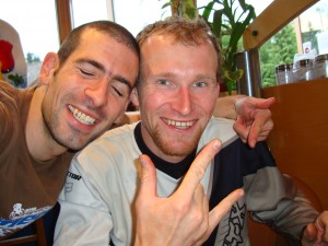 Petr & me